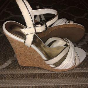 Aldo Shoes - ALDO Strappy Heeled Wedges